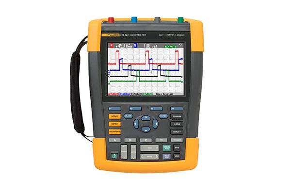 Fluke 190-104 Scopemeter Repair Services
