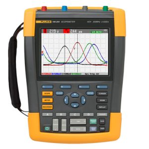 Fluke 190-204s Scopemeter Repair Services