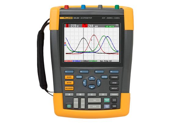 Fluke 190-204s Scopemeter Repair Services