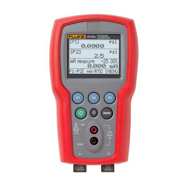Fluke 721EX-3630 Pressure Calibrator Repair Services