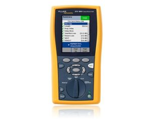 Fluke DTX-1500 Cable ANalyzer Repair & Calibration Services