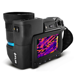 Flir T1010 Therrmal Image Camera Repair