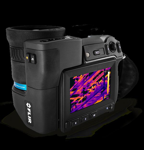 Flir T1010 Therrmal Image Camera Repair