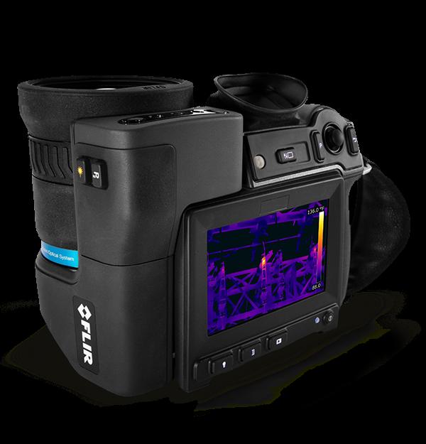 Flir T1020 Thermal Camera Repair International