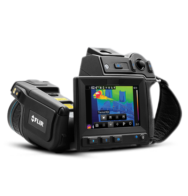Flir T600 Thermal Camera Repair