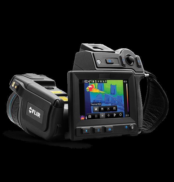 Flir T660 Thermal Camera Repair