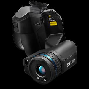 Flir T860 Thermal Camera Repair