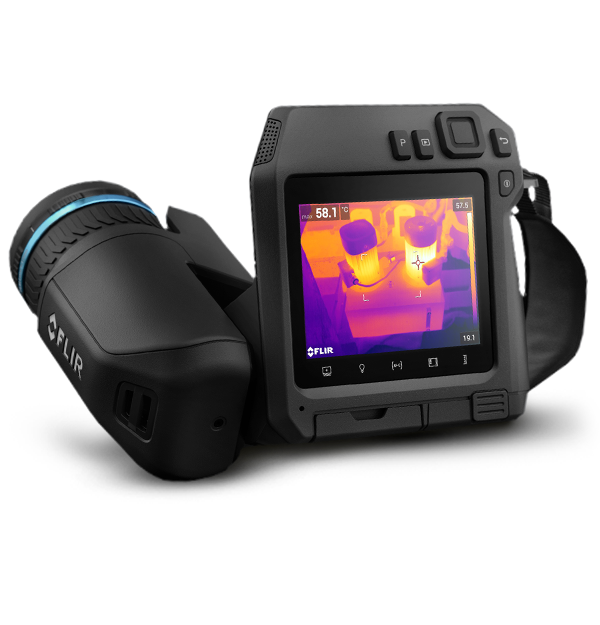Flir T530 Thermal Camera Repair
