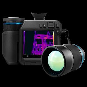 Fluke T840 Thermal Camera Repair